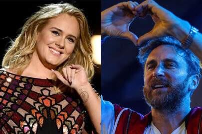 David Guetta quer parceria com Adele para novo single