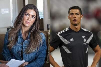 Após americana detalhar suposto estupro cometido por Cristiano Ronaldo, jogador se pronuncia