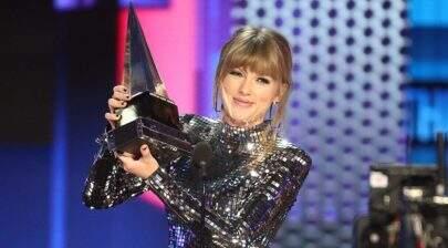 Taylor Swift se torna a maior premiada na história do American Music Awards; confira os vencedores