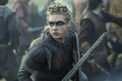 """Novo trailer da quinta temporada de """"Vikings"""" traz muito caos e mistérios"""
