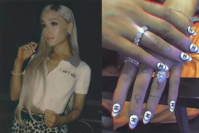 Ariana Grande teria devolvido a aliança de 100 mil dólares para Pete Davidson