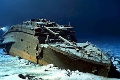 Fotos raríssimas do Titanic chamam a atenção na internet