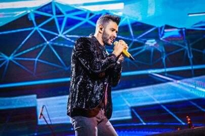 Pela terceira semana consecutiva, Gusttavo Lima, lidera a Billboard Hot 100 Brasil
