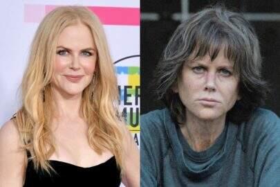 Nicole Kidman, é você?! Atriz está irreconhecível em trailer de novo filme
