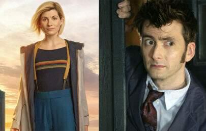 """Relembre todos os doutores que """"Doctor Who"""" já teve"""