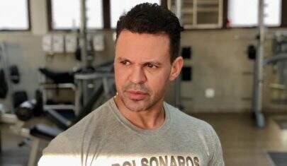 """Eduardo Costa rebate ex que o processou por reajuste de pensão: """"Cria situações para exposição"""""""