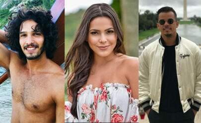 João Zoli afirma que ficou com Emilly Araújo enquanto a ex-BBB tinha romance com 'parça' de Neymar
