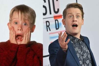 As crianças dos filmes antigos cresceram, e muito! Veja o antes e depois