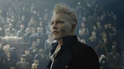 """Nem lançou o segundo, e Johnny Depp já confirmou presença em """"Animais Fantásticos 3"""""""