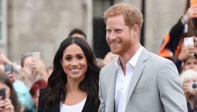 Príncipe Harry revela sua preferência pelo sexo de seu primeiro bebê com Meghan Markle