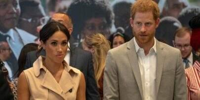 Reação Meghan Markle ao encontrar a ex-namorada do príncipe Harry viraliza