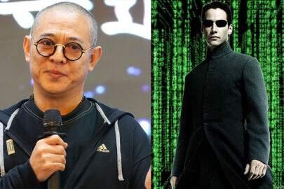 """Jet Li recusou papel em """"Matrix"""" por motivo um tanto bizarro"""