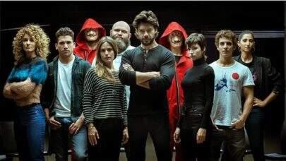 """Vídeo da nova temporada de """"La Casa de Papel"""" mostra reencontro dos atores e spoiler"""