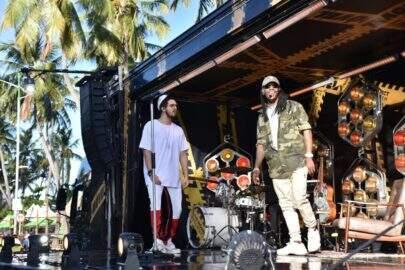 "Em parceria com MC Kekel, Luan Santana libera clipe de ""Vingança"""