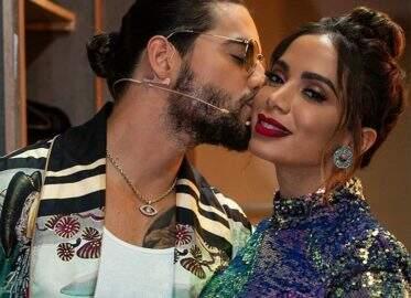 Anitta revela que já foi seduzida por Maluma e choca o cantor