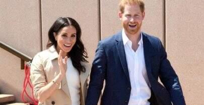 Príncipe Harry revela apelido fofo para seu primeiro filho com Meghan Markle