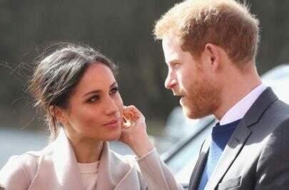 Já estão apostando qual vai ser o nome do bebê de Meghan e príncipe Harry