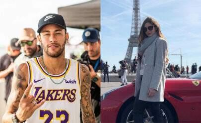 Solteiro, Neymar teria sido visto com ex-namorada em boate de Barcelona