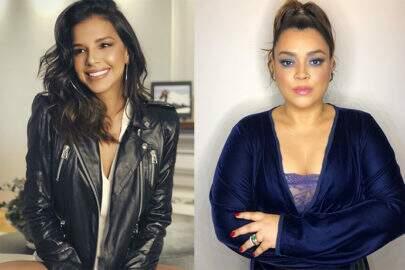 Mariana Rios e Preta Gil aparecem com a mesma roupa em evento