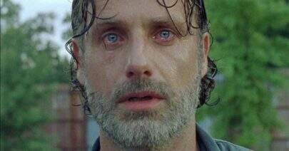 """Trailer do último episódio de Rick Grimes em """"The Walking Dead"""" está muito tenso"""