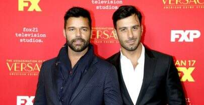 Ricky Martin e marido vão ser pais de uma menina, diz site