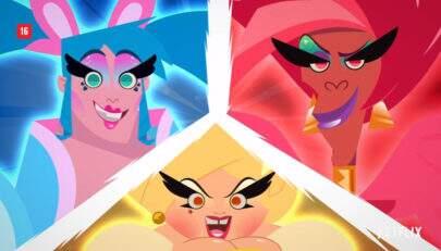 """Primeiro trailer da animação adulta """"Super Drags"""" é divulgado"""
