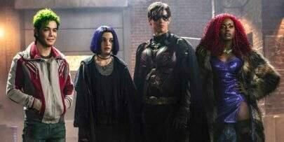 """""""Titãs"""" ganha novo trailer que mostra os poderes dos jovens heróis"""