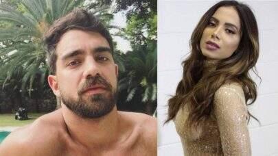 """Após suposto clima de """"romance"""" com Anitta, rapaz tranca perfil no Instagram"""