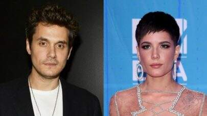 Halsey responde rumores de que estaria namorando John Mayer