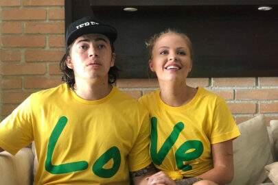 """Whindersson Nunes e Luisa Sonza falam sobre gestação: """"A gente já combinou a data"""""""