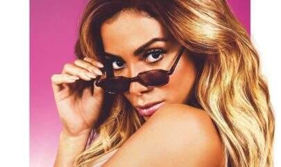 """Em lançamento de série, Anitta revela depressão e dispara: """"Eu estando solteira a câmera entra até no edredom"""""""