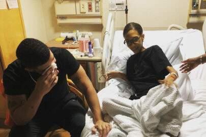 """Drake lamenta morte de fã de apenas 11 anos: """"Desculpe não ter respondido sua mensagem"""""""