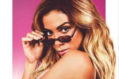 "Anitta divulga teasers e fotos inéditas do seu novo EP, ""Solo"""
