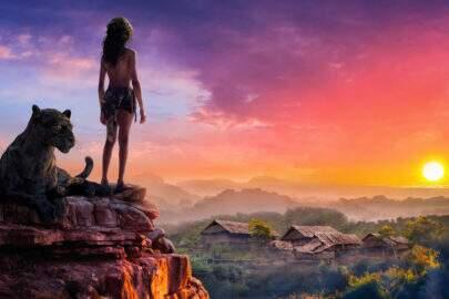 """""""Mogli – Entre Dois Mundos"""" ganha trailer mostrando mais da trama"""