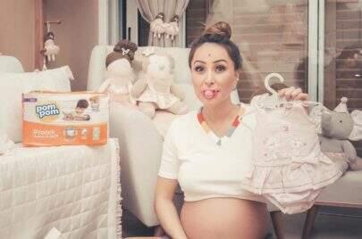 Anitta prevê e acerta: filha de Sabrina Sato deve nascer hoje