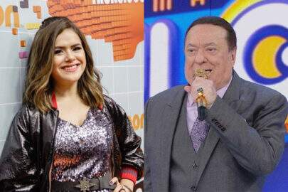 """Raul Gil aparece detonando Maisa Silva: """"Aquela bostinha"""""""