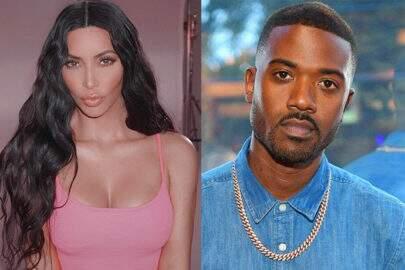 Ex de Kim Kardashian diz que socialite retocava a maquiagem durante o sexo e ela reage