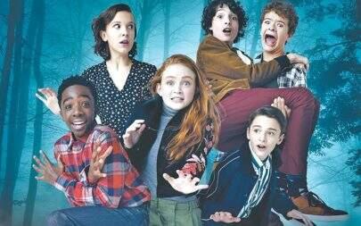 """Ator revela que """"Stranger Things"""" deve acabar na quinta temporada"""