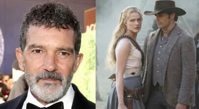 """Antonio Banderas pode ser o vilão da próxima temporada de """"Westworld"""""""