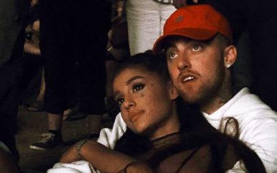Ariana Grande se emociona com vídeo antigo de Mac Miller