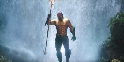 """""""Aquaman"""" ganha trailer final e leva fãs à loucura"""