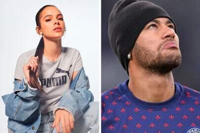 Parece que Neymar tirou o quadro de Bruna da decoração de sua casa