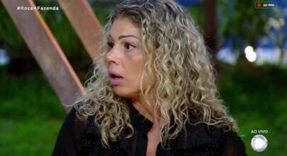 """""""A Fazenda 10"""": Catia Paganote é expulsa do programa após ser acusada de agressão"""