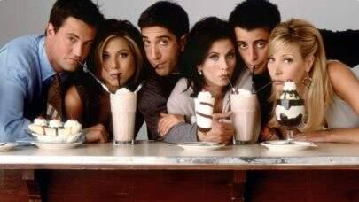 """Série ultrapassa """"Friends"""" como a mais vista nos Estados Unidos"""