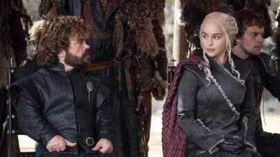 """Detalhes do primeiro capítulo do final de """"Game of Thrones"""" são divulgados"""