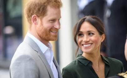 Príncipe Charles pode ter revelado o nome do bebê de Meghan e Harry