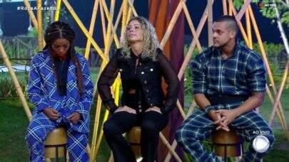 """""""A Fazenda 10"""": Luane Dias, Catia Paganote e Caique Aguiar estão na oitava roça"""