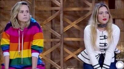"""""""A Fazenda 10"""": Ana Paula Renault se pronuncia após eliminação de Nadja Pessoa"""