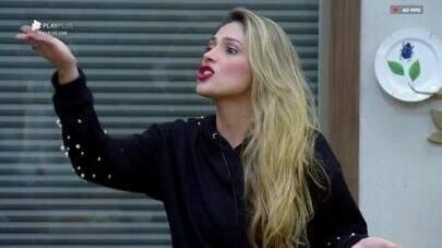 """""""A Fazenda 10"""": Após movimento pedindo sua expulsão, fãs de Nadja reagem: """"Não vai embora"""""""
