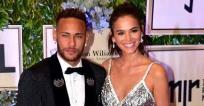 Neymar mantém quadro de Bruna Marquezine em sua casa após término de namoro